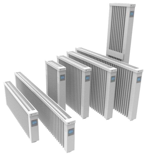 Paneles calefactores AeroFlow