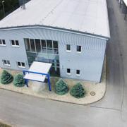 Thermotec AG - Výrobní hala