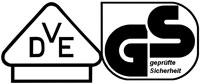 Certifikace VDE GS