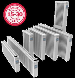 Topné panely AeroFlow - Záruka 15 až 30 let